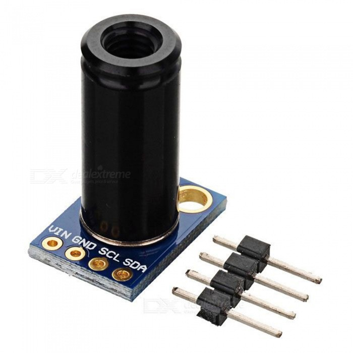 Produino-GY-MLX90614-DCI-IIC-Long-Distance-Infrared-Temperature-Sensor-Module-with-Small-Angle