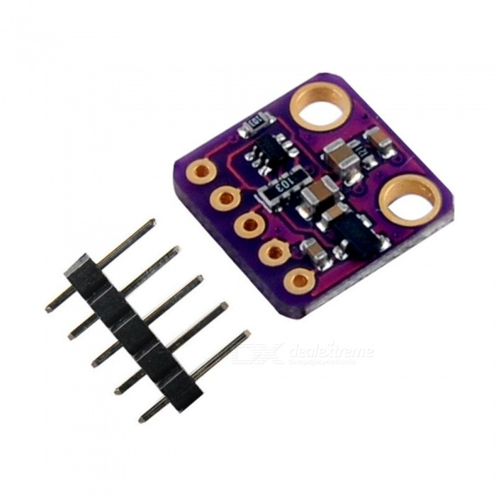 Produino GY-9960LLC APDS-9960 RGB and Gesture Sensor Module I2C Breakout for ArduinoSensors<br>ColorPurpleModelGY-9960Quantity1 setMaterialPCBApplicationThis is the SparkFun RGB and Gesture Sensor, a small breakout board that offers ambient light and color measuring, proximity detection, and touchless gesture sensing. With this RGB and Gesture Sensor you will be able to control a computer, microcontroller, robot, and more with a simple swipe of your hand!Working Voltage   3-5 VEnglish Manual / SpecNoDownload Link   NoPacking List1 x Moudle<br>
