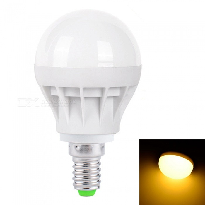 YouOKLight E14 3W Warm White LED Light Bulbs for Home Lighting  (AC 220V)