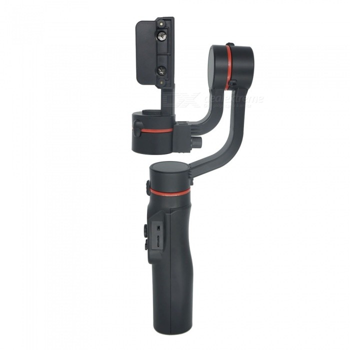 3-Axis Handheld Anti Shake Stabilizer Built-in Bluetooth for IPHONE, HuaWei, XiaoMi and Other 3.5-6.0 Cell PhonesMounts &amp; Holders<br>ColorBlackQuantity1 setMaterialMetalCompatible ModelsiPhone 7,iPhone 7 PLUS,IPHONE 6S PLUS,IPHONE 6 PLUS,IPHONE SE,IPHONE 6S,IPHONE 6,IPHONE 5S,IPHONE 5C,IPHONE 5,IPHONE 4,IPHONE 4SCompatible Size3.5-6.0 inchMount TypeOthers,Handheld StabilizerRotationOthers,320 °With ChargerYesCertificationPONYPacking List1 x Handheld Stabilizer1 x USB Charging Cable1 x User Manual<br>