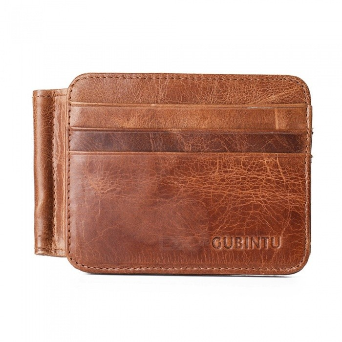 GUBINTU-Mens-PU-Leather-Wallet-with-Card-Holder-Coffee