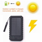 ZHAOYAO-10000mAh-DC-5V-Dual-USB-Solar-Power-Bank-Charger-with-2835SMD-12LEDs-White-Light-and-Strap-Black