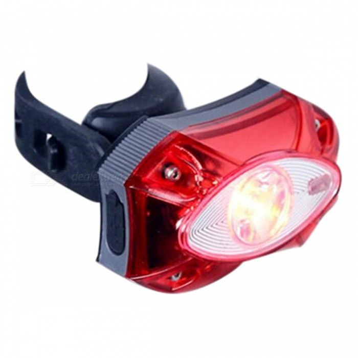 CTSmart 2268 Multifunction Waterproof USB Charging Super Bright Taillight for Outdoor Bike Riding - RedBike Light<br>ColorRedModel2268Quantity1 DX.PCM.Model.AttributeModel.UnitMaterialPlasticColor BINRedNumber of Emitters1Battery800mAh Li-ionBattery included or notYesNumber of Modes3ApplicationSeat PostPacking List1 x Tail Light1 x Mount1 x USB Cable<br>