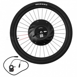 26-inch-Smart-Electric-Front-Bicycle-Wheel-Black