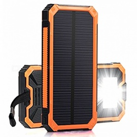 ZHAOYAO-30000mAh-DC-5V-Dual-USB-Solar-Power-Bank-Charger-with-2835SMD-6LEDs-White-Light-and-Strap