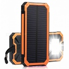 ZHAOYAO-30000mAh-DC-5V-Dual-USB-Solar-Power-Bank-Charger-with-2835SMD-6LEDs-White-Light-and-Strap-Orange