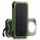 ZHAOYAO-30000mAh-DC-5V-Dual-USB-Solar-Power-Bank-Charger-with-2835SMD-6LEDs-White-Light-and-Strap-Green