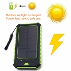ZHAOYAO-10000mAh-DC-5V-Dual-USB-Solar-Power-Bank-Charger-with-2835SMD-12LEDs-White-Light-and-Strap-Green
