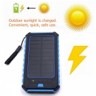 ZHAOYAO-10000mAh-DC-5V-Dual-USB-Solar-Power-Bank-Charger-with-2835SMD-12LEDs-White-Light-and-Strap-Blue