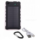 ZHAOYAO-Waterproof-8000mAh-DC-5V-Dual-USB-Solar-Power-Bank-Charger-with-20-2835-SMD-LEDs-White-Light-Black