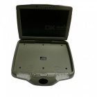 OJADE-Portable-HD-Car-TV-LCD-Monitor-Flip-Down-DVD-with-Remote-Controller
