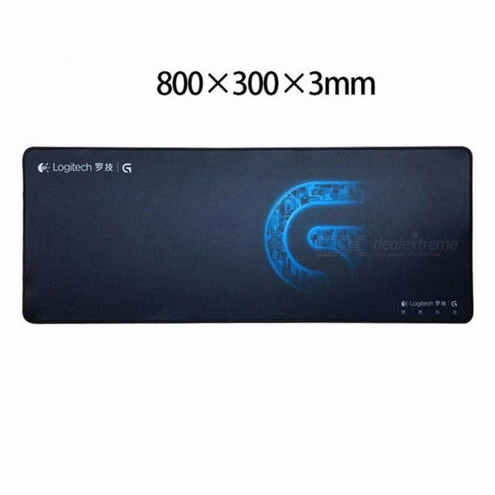 Buy Logitech Large Gaming Mouse Pad Computer Games For League Of Legends Dota Gamer Mause Pad For Logitech G502 G402 Mousepad BLACK with Litecoins with Free Shipping on Gipsybee.com