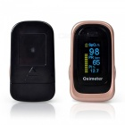 096-OLED-Display-Portable-Fingertip-Oximeter-Heart-Rate-Detector