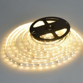 ZHAOYAO Non-Waterproof 5m 10W DC 12V 3528SMD-300LEDs LED Strip Light - Warm white/Cold White