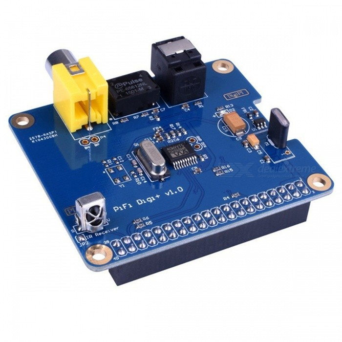 HIFI-DiGi2b-Digital-Sound-Card-Board-Module-w-I2S-SPDIF-for-Raspberrypi-32