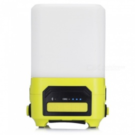 DT-7110-Outdoor-Camping-Mini-USB-Rechargeable-Silicone-Wireless-Bluetooth-Speaker-Tent-Light-Green