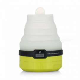 CTSmart-DT-7212-Outdoor-Camping-Silicone-Folding-USB-Charging-Retractable-LED-Colorful-Tent-Light-Yellow-Green