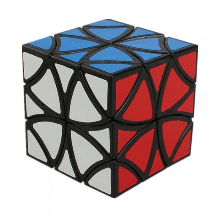 QiYi-55mm-LanLan-Butterfly-Curvy-Copter-Speed-Cube-Smooth-Magic-Cube-Finger-Puzzle-Toy
