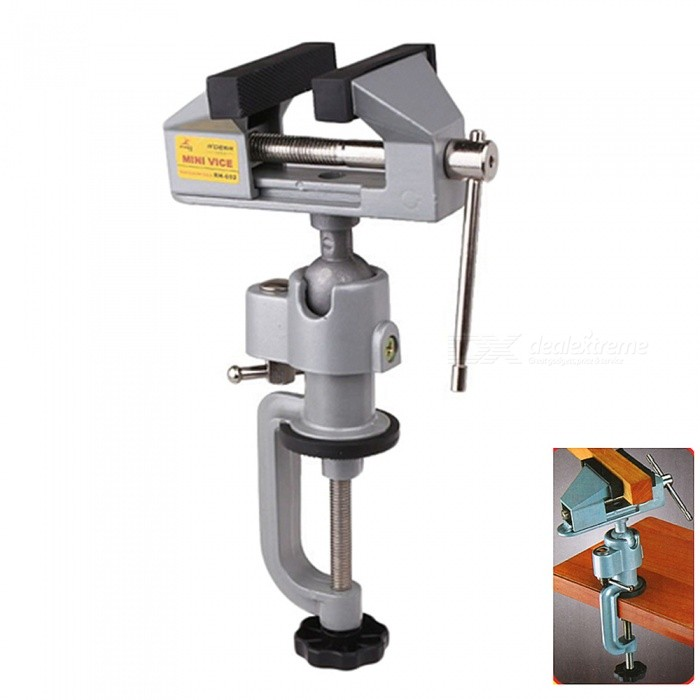OJADE-Small-Universal-360-Degree-Adjustable-Aluminum-Alloy-Bench-Vise-Table-Clamp-Vice-Tool