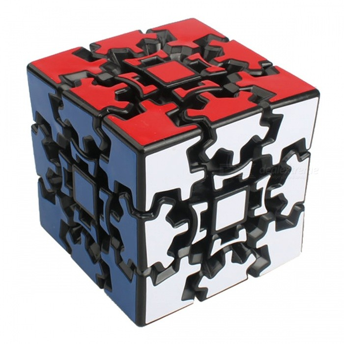 QiYi Gear Speed Smooth Magic Cube, Finger Puzzle Toy 60mm