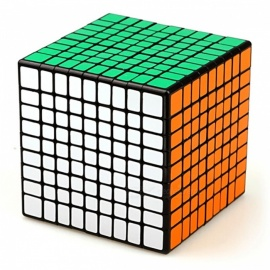 ShengShou 9x9x9 Speed Smooth Magic Cube, Finger Puzzle Toy 92mm