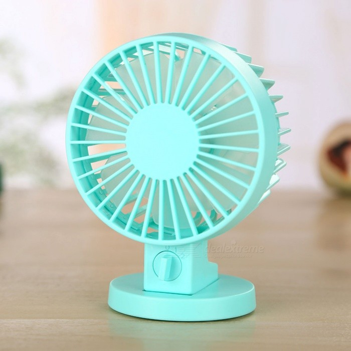 Mini 4 USB Desktop Fan for Home, Office Use - BlueColorBlueModelF28Quantity1 setMaterialABSFunction1. Double vane double motor motor, helicopter principle, small noise, large air volume. 2. Use USB power (110-240V). 3. New concept product, good practicality.Power0.9-1.3WVoltage110-240VPower AdapterUSBCertificationCEPacking List1 x Fan1 x Instruction<br>