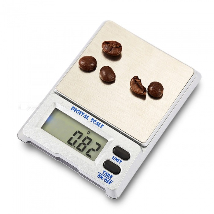"M-18 200g / 0.01g 1.5"" Precision Electronic Gold Jewelry Scale (2 x AAA)"