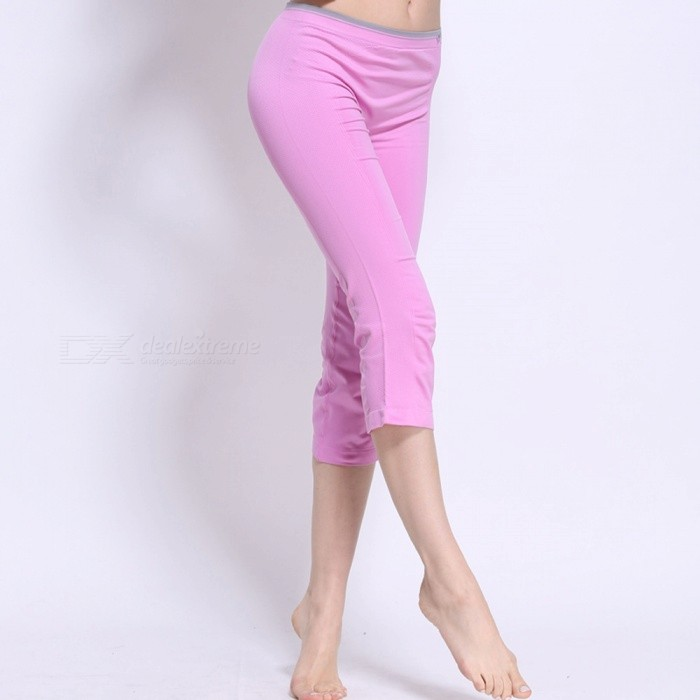 6cd5b3a60fc9 Fanshimite SW-C011 Workout Fitness Yoga Clothes Sportswear Aerobic Exercise  Clothing Set - M ...