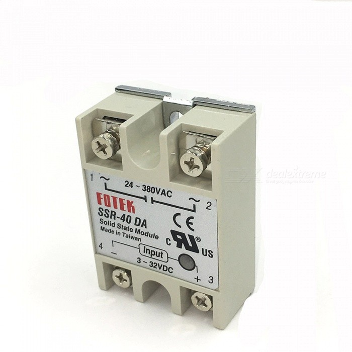 ZHAOYAO REX-C100 Digital PID Temperature Controller Thermostat + Max 40A  SSR Relay + K Thermocouple Probe
