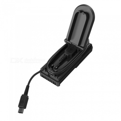 Nitecore Smart Battery Charger UM10 Digicharger LCD Display Universal USB Power For Li-ion Battery