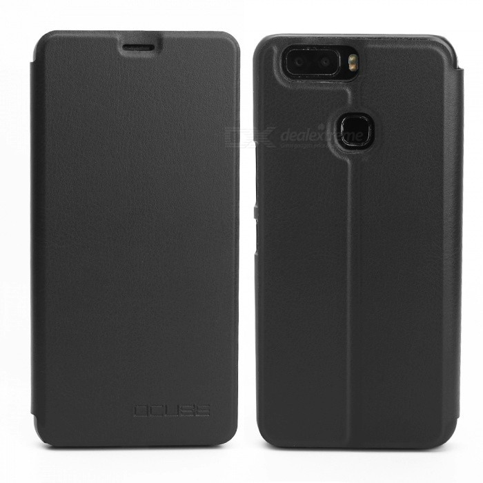OCUBE Protective Flip-open PU Leather Case for Leagoo S8 Pro 5.99 Inches - BlackLeather Cases<br>ColorBlackModelLeagoo S8 ProMaterialPC+PUQuantity1 pieceShade Of ColorBlackCompatible ModelsLeagoo S8 ProFeaturesAnti-slip,Dust-proof,Shock-proof,Abrasion resistancePacking List1 x Phone Case<br>