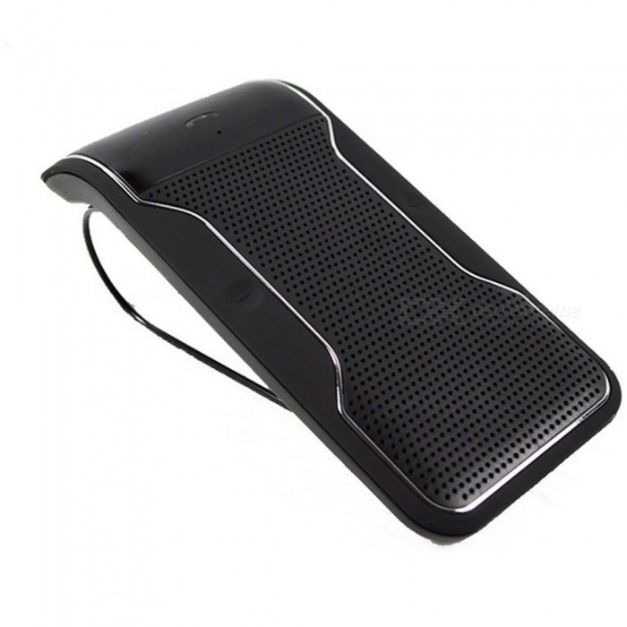 Bluetooth Hands-free Phone System Visor, Supports Bluetooth Automatically Answer