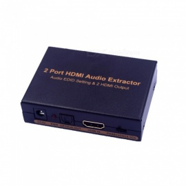 HDMI-One-Audio-Splitter-with-Audio-EDID-Setting-and-2-Port-HDMI-Output