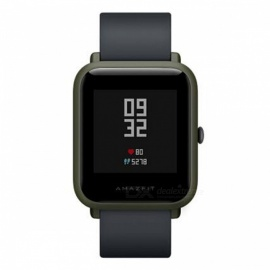Xiaomi Huami Amazfit Bip BIT PACE Lite Youth Version Smart Watch - Green (English Edition)