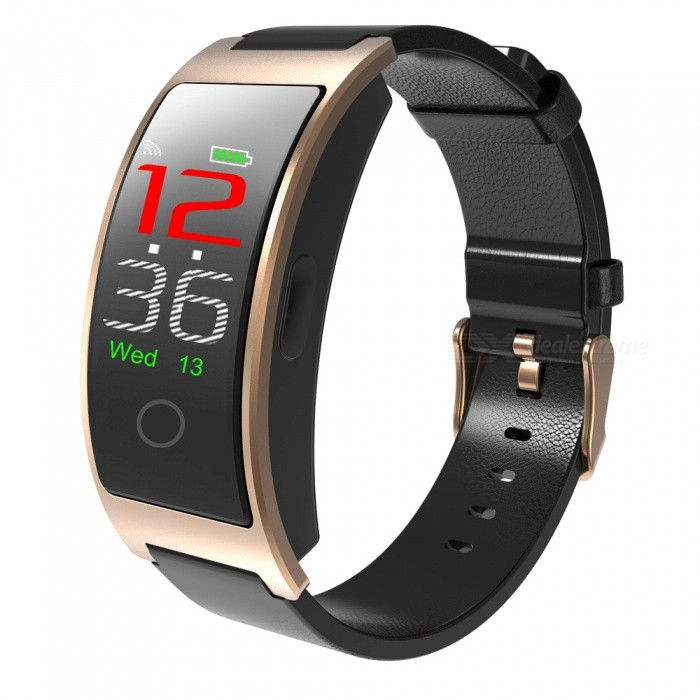 CK11C 0.96quot OLED IP67 Waterproof Bluetooth4.0 Color Screen Smart Bracelet