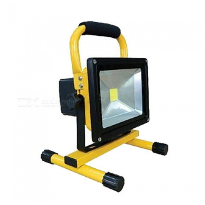 Buy ZHAOYAO 10W LED Floodlight Portable Searchlight Car Emergency Light Site Spotlight Nightlight with Litecoins with Free Shipping on Gipsybee.com