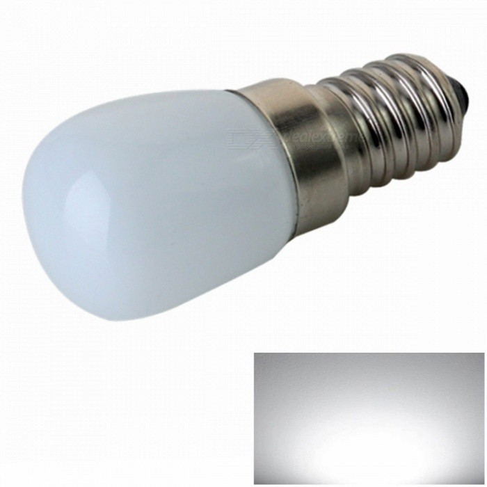 ZHISHUNJIA E14 3W 200lm Mini Neutral White Light Refrigerator Lamp (220~240V)E14<br>Plug TypeE14 Neutral White 220VModelE14-3MaterialGlass + COBForm  ColorWhiteQuantity1 piecePower3WRated VoltageAC 220-240 VConnector TypeE14Chip BrandOthers,COBChip TypeCOBEmitter TypeLEDTotal Emitters1Theoretical Lumens300 lumensActual Lumens200 lumensColor Temperature5000KDimmableNoBeam Angle360 °Packing List1 x Light bulb<br>