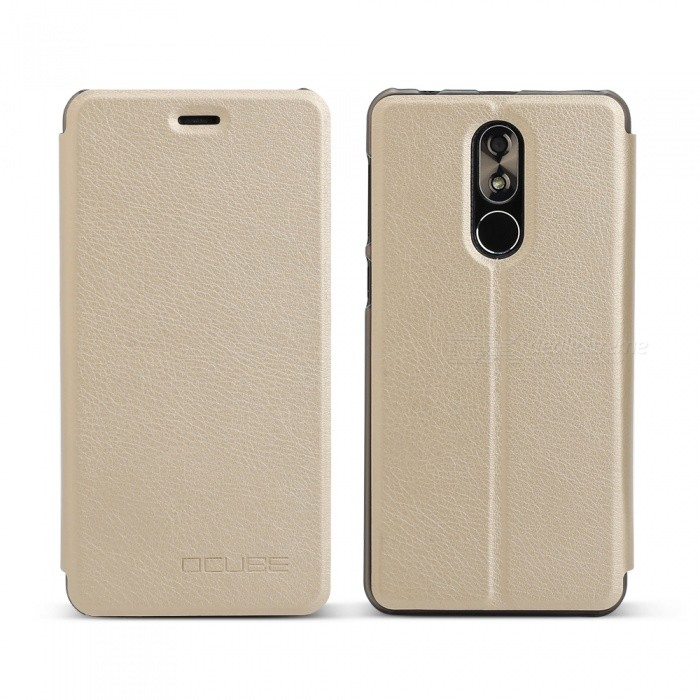 OCUBE Protective Flip-open PU Leather Case for Cubot R9 5.0 Inches - GoldenLeather Cases<br>ColorGoldenModelCubot R9MaterialPC+PUQuantity1 pieceShade Of ColorGoldCompatible ModelsCubot R9FeaturesAnti-slip,Dust-proof,Shock-proof,Abrasion resistancePacking List1 x Phone Case<br>