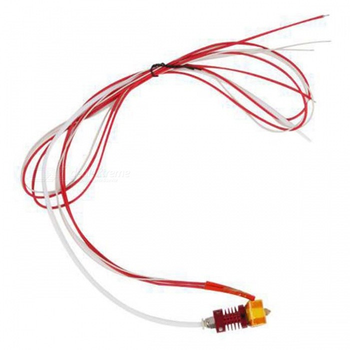Buy MK10 Assembled Extruder Hot End Kit for CREALITY 3D Printer with Litecoins with Free Shipping on Gipsybee.com