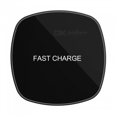 F10 Slim 10W Fast Charge Wireless Charger for Qi-Enabled Devices