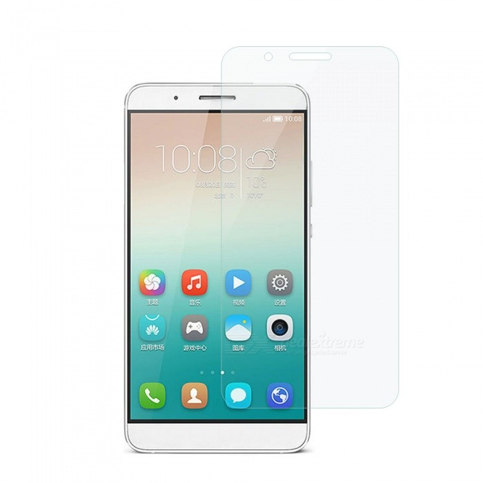 Dayspirit Tempered Glass Screen Protector for Huawei Honor 7i , Shot XScreen Protectors<br>ColorTransparentModelN/AMaterialTempered glassQuantity1 setCompatible ModelsHuawei Honor 7i , Shot XFeatures2.5D,Tempered glassPacking List1 x Tempered glass screen protector1 x Dust cleaning film 1 x Alcohol prep pad<br>