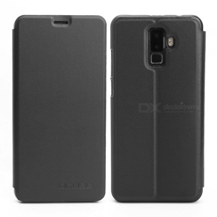 OCUBE Protective Flip-open PU Leather Case for Leagoo M9 5.5 Inches