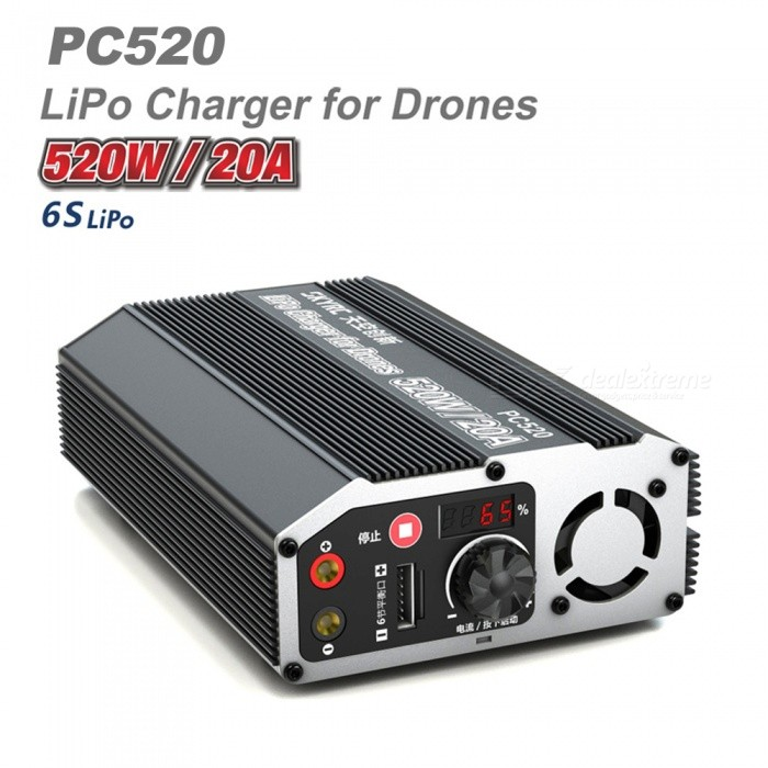 Skyrc-PC520-AC-520W-20A-6S-Lipo-Battery-Balance-Charger-for-RC-Models