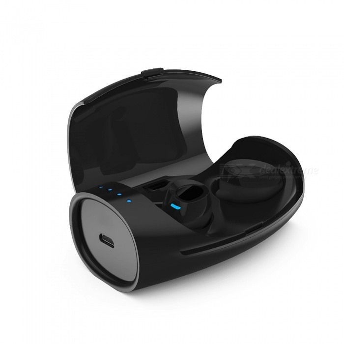 JEDX ES60 TWS Bluetooth V4.2 Sports Earphone Headset + Charging Box for IPHONE Samsung HTC and More