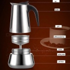 ZHAOYAO-100ML-Stainless-Steel-Espresso-Maker-Kitchen-Drip-Kettle-Tea-Coffee-Pot-Extractor