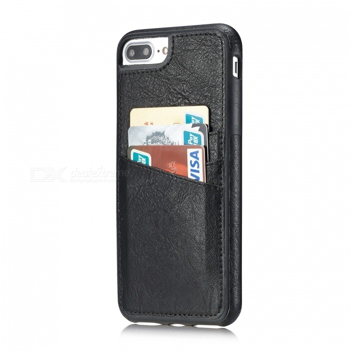 iphone credit card case measy fashionable pu leather wallet for iphone 6 plus 3430