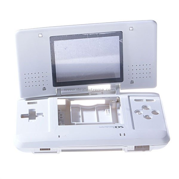 full replacement housing for nds white free shipping dealextreme rh dx com Nintendo 3DS Nintendo GameCube