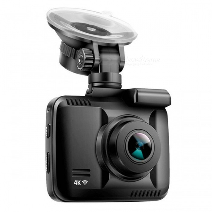 Buy ENKLOV GS63H WiFi Car DVR Recorder Dash Cam Novatek 96660 Vehicle Camera Built-in GPS Camcorder 4K 2160P Night Vision Dashcam with Litecoins with Free Shipping on Gipsybee.com