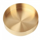 14cm-Nordic-Style-Pure-Copper-Round-Metal-Tray-Ornament-Jewelry-Storage-Tray