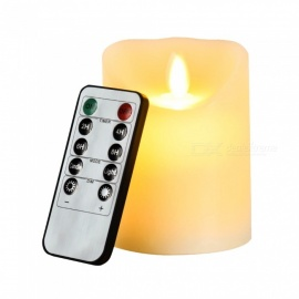 Electronic-LED-Without-Flame-Candle-Romantic-In-The-Light-Of-Candles-And-Decorative-Home